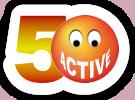 50active